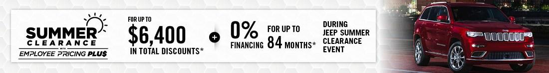 *0% Financing for up to 84 Months