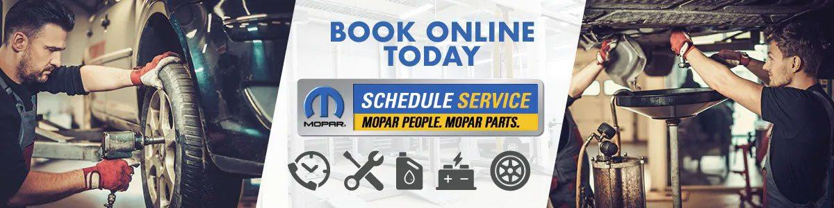 Book Your Service Today!
