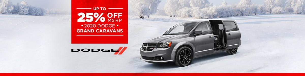 Dodge Discount Offers at Grande Prairie Chrysler Jeep Dodge in Grande Prairie