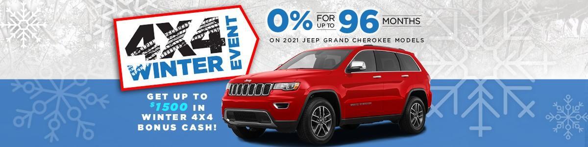 Jeep Discount Offers at Grande Prairie Chrysler Jeep Dodge in Grande Prairie
